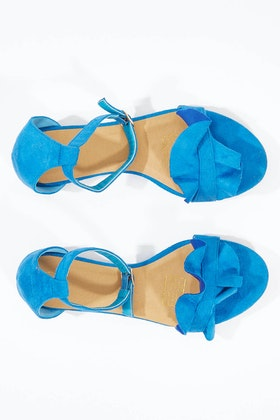 KO Fashion Sebby Flat Sandal