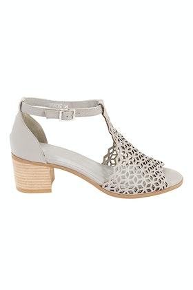Django & Juliette Denine Leather Heel