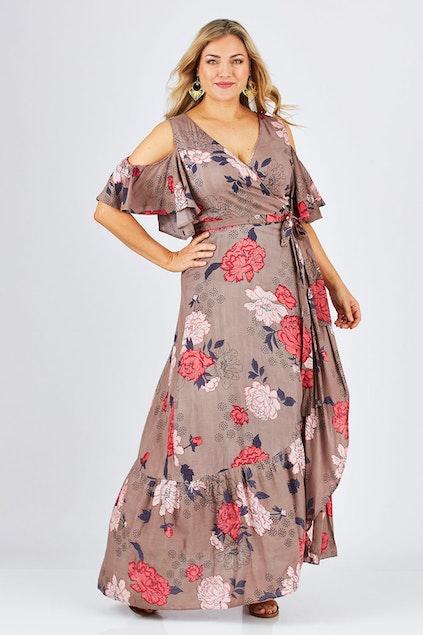 7457e08fabbda boho bird Garden Party Maxi Dress - Womens Maxi Dresses ...