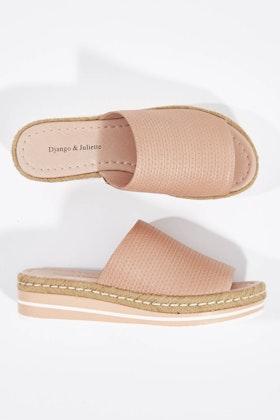Django & Juliette Accent Sandal Flatform