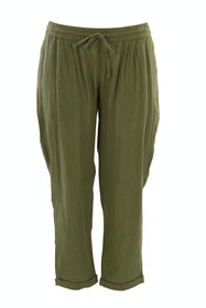 The Bonded Cotton Pant