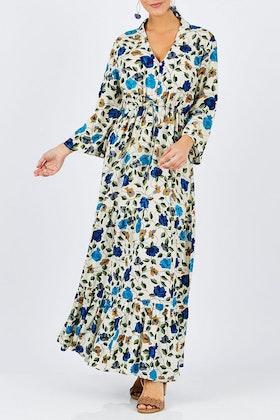 boho bird Summer Breeze Maxi Dress