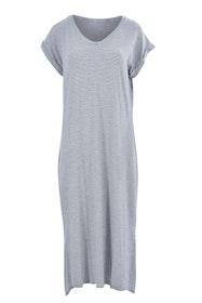 The Mid Length Tee Dress