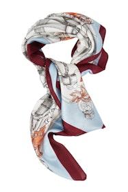 Classic Print Tie Scarf