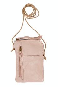 Pouch Leather Handbag