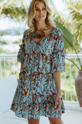 Lula Life Freesia Dress
