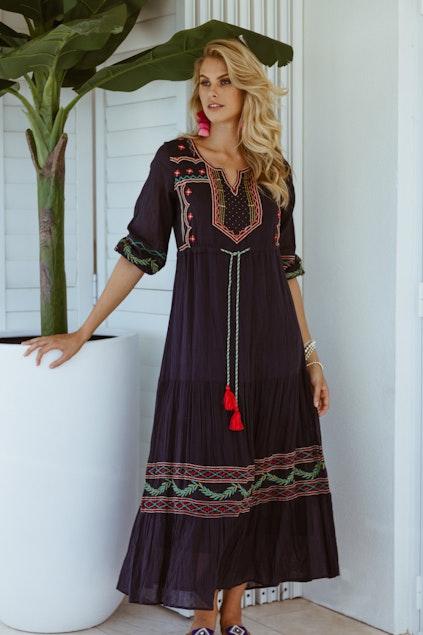 1b808a3a462 Lula Life Agra Dress - Womens Maxi Dresses - Birdsnest Australia