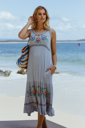 Lula Life Torquay Maxi Dress