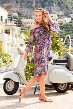 boho bird Ti Amo Dress