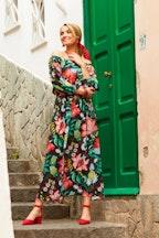 boho bird Prosecco Ready Dress