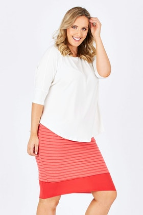 Vigorella Pencil Skirt