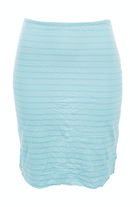 Vigorella Cotton Stripe Skirt