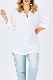 The Bonded Cotton Shirt