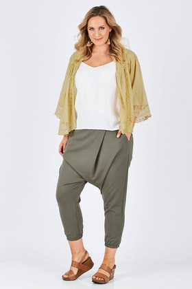 boho bird Relax With Me Pants