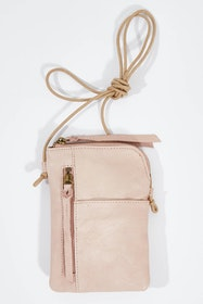 Pouch Leather Handbag