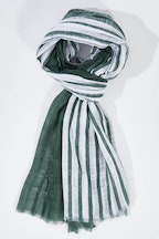 Ivys Scratch Stripes Scarf