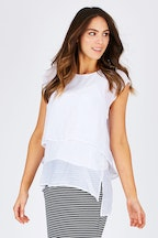 Threadz Layered Top