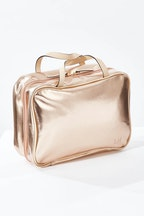 LOUENHIDE Emma Metallic Cosmetic Bag