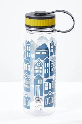 Nicky James Printed Drink Bottle