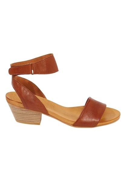 209c7e2113f EOS Cubo Leather Sandal Heel - Womens Heels - Birdsnest Buy Online