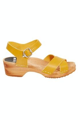 Funkis Mia Low Clog Heel