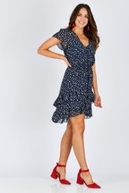 Fate + Becker Sunny Day Frilly Dress