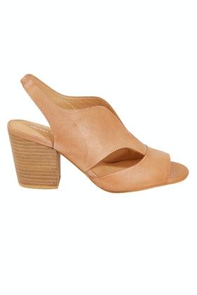 Django & Juliette Werner Leather Heel
