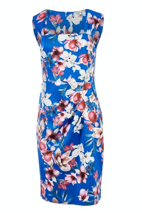 Spicy Sugar Claire Floral Dress