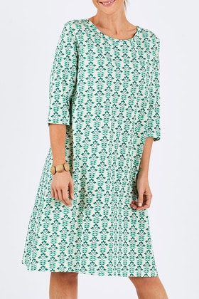 Scandi bird Vacker Dress