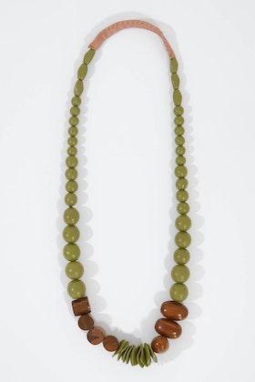 Rare Rabbit Hammer And Tong Long Necklace