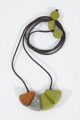 Rare Rabbit Diamonds Are Forever Pendant Necklace