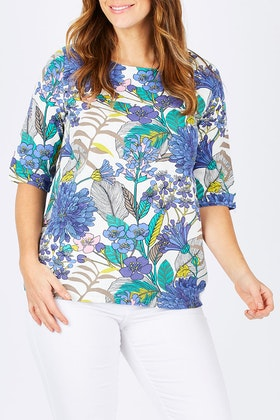 Lily & Me Westward Top
