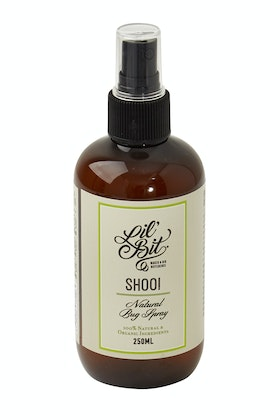 Lil' Bit Shoo! Organic Insect Spray
