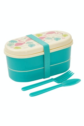 Rex London Flamingo Bay Bento Box