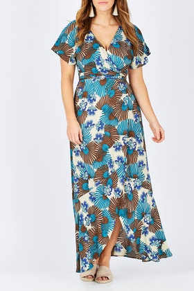 Totem Zinnia Dress