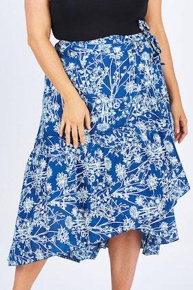 boho bird Ciao Bella Skirt