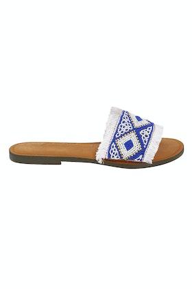 Ruby Yaya Amba Slide Flat Sandal