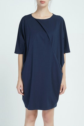 Tirelli Crossover Dress