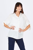 Threadz Linen Cotton Shirt