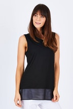 Threadz Reversible Scoop/v Neck Tank
