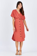 Wish Sahara Midi Dress