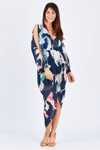 Spicy Sugar Cora Floral Dress