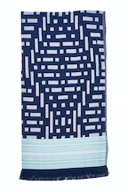 Bambury Woven Express Towel With Fringe