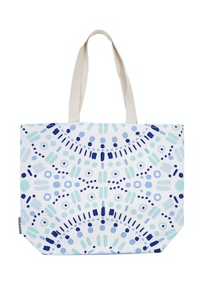 Bambury Iluka Printed Beach Tote Bag