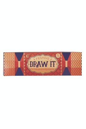 IS Gifts Festive Draw It Game