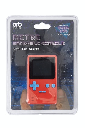Thumbs Up Retro Handheld Console Game