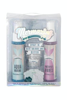 IS Gifts Mermazing Spray In Hair Duo With Glitter