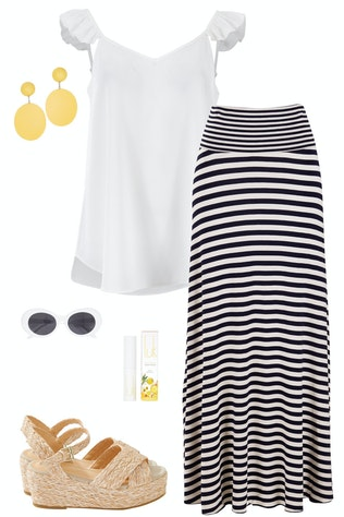 Sunshine and Stripes