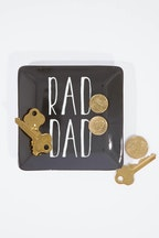 Annabel Trends Dad Ceramic Coin Trays