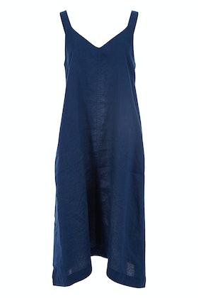JAG Linen Trapeze Dress